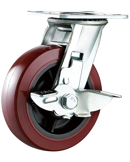 工业脚轮万向轮