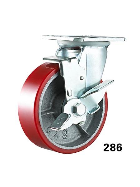 铁心工业脚轮