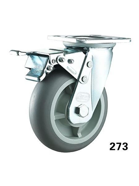 家具不锈钢脚轮