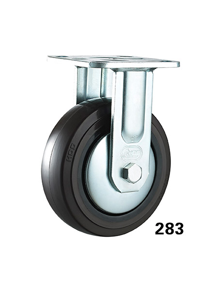 重型工业橡胶脚轮